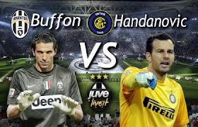 Buffon -vs- Handanovic