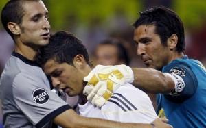 Cristiano Ronaldo: Juventus vs Real Madrid