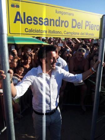 Дел Пиеро в Йезоло